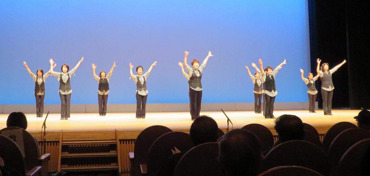 ステップダンス(赤坂)