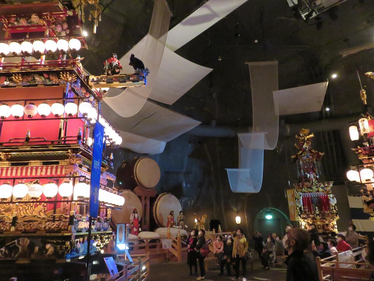 高山祭りミュージアム
